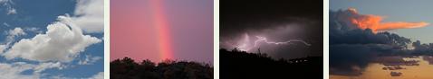 Arizona Weather and Sky