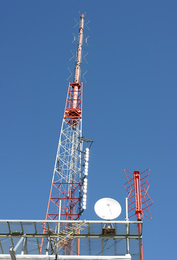 Tower on Mt. Bigelow, Arizona